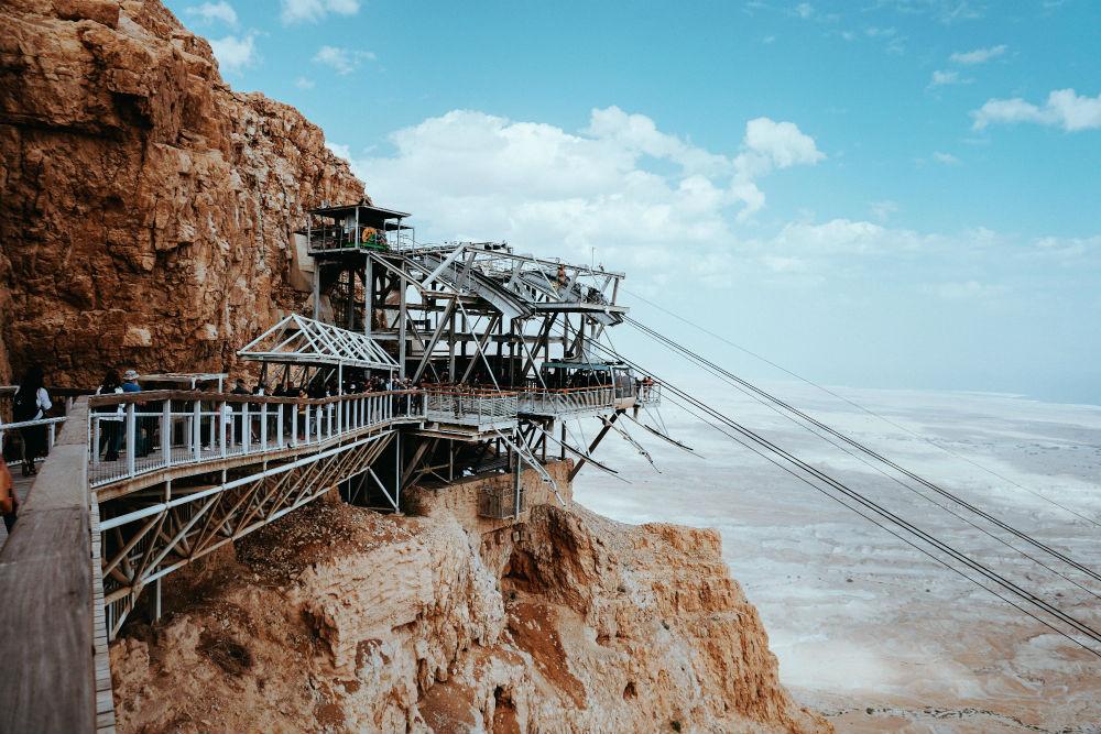Фото: Национальный парк Масада