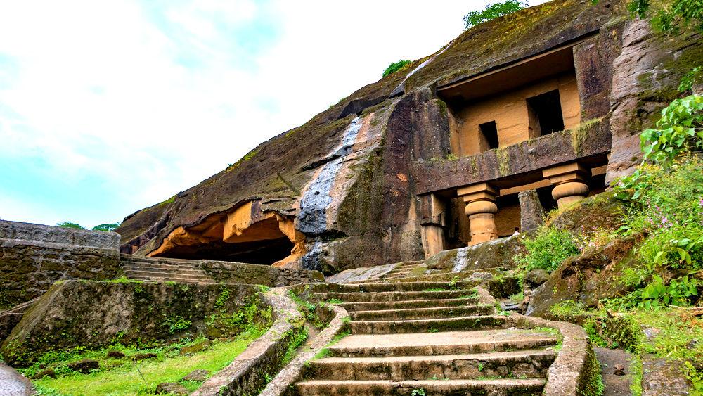 Фото: Пещеры Канхери