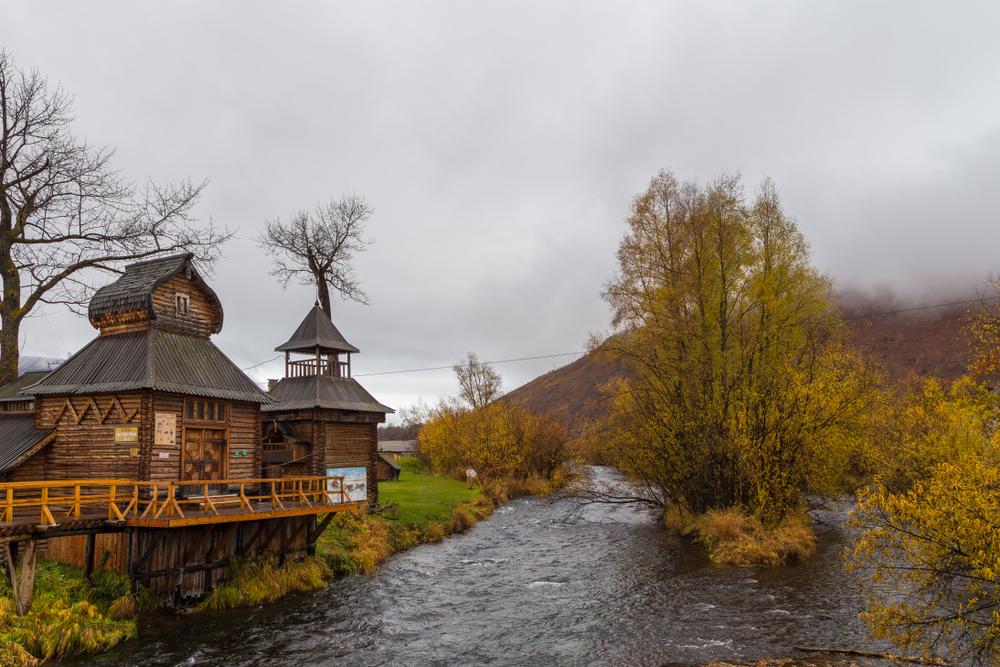 Посёлок Эссо