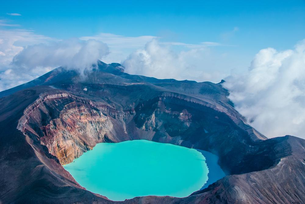 Вулкан Малый Семячник