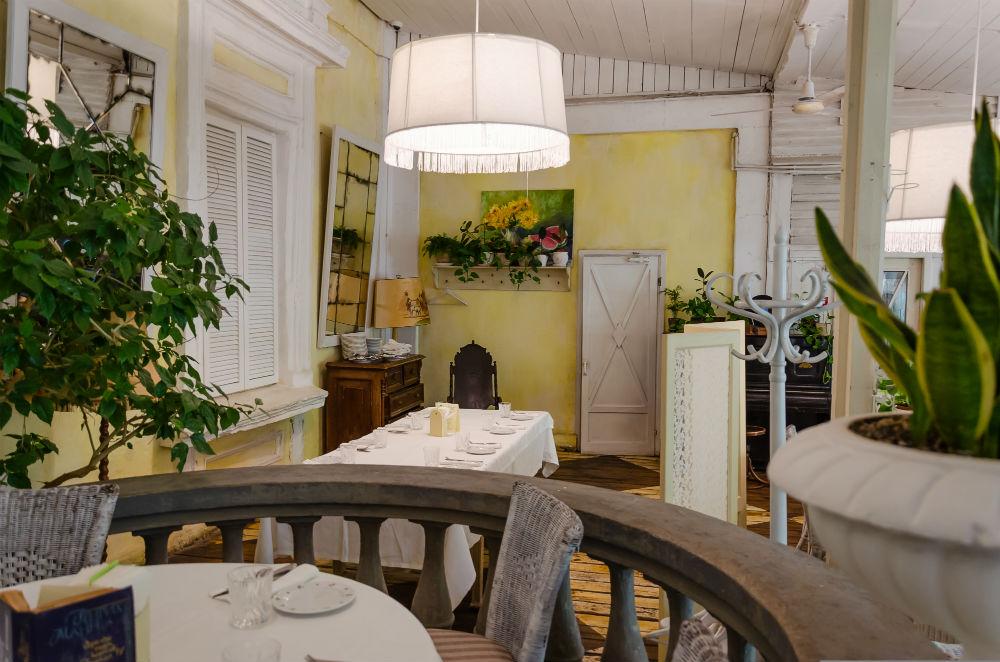 Ресторан «Паштет»